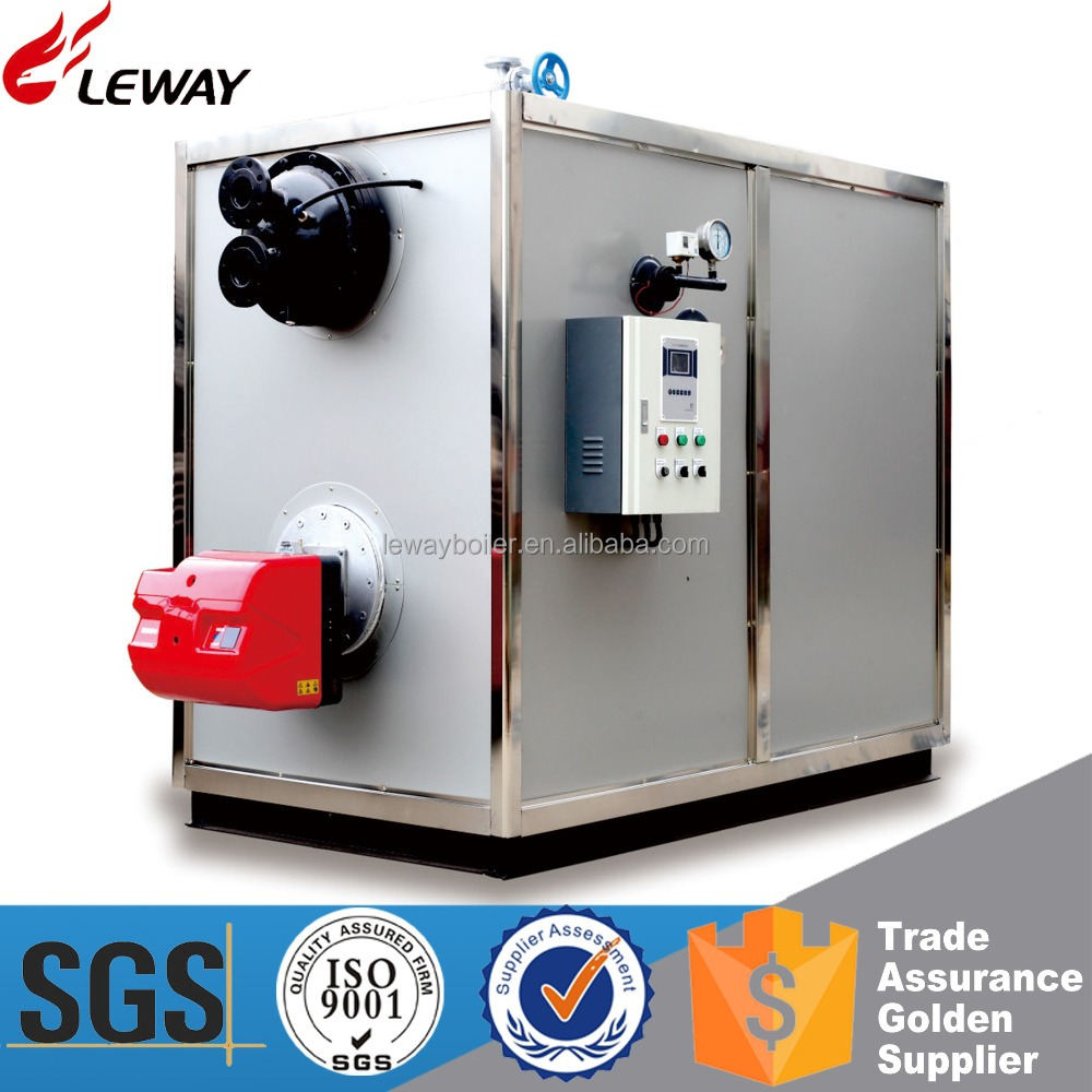 100% Negative Pressure Operation! 0.35-5.6MW Vacuum LPG Fired Hot Water Boiler, LPG Water Heater with Factory Direct Price