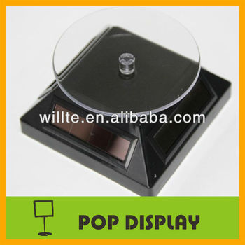 Watch Display Solar