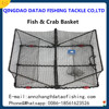 cheap chinese folding wire crab/ lobster / fishing trap crayfish trap for sale
