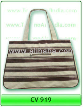 Cotton Shopper & Tote Bags