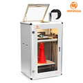 Plastic 3d prototyping machine , MINGDA MD-6L large capacity industrial 3d printer carbon