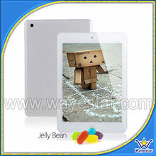 8 inch Android 4.1 capacity touch screen 512MB/8GB android tablet