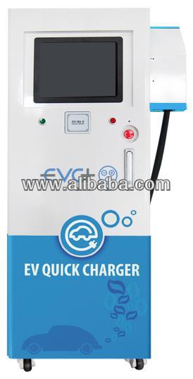 EV-CAR Fast Charging Station