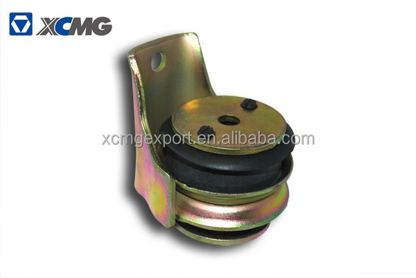 XCMG Road Roller XS122 Engine elastic support 800101472