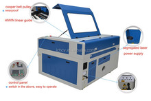 Leetro lasercut Co2 laser engraving cutting machine for wood/acrylic/plastic/plywood/MDF