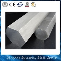 SUS 201 304 310 430 2205 cold drawn bright hot rolled stainless steel round bar square flat hexagonal bar stainless steel rod