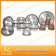 Different kinds of resin bond diamond grinding wheel industrial usage
