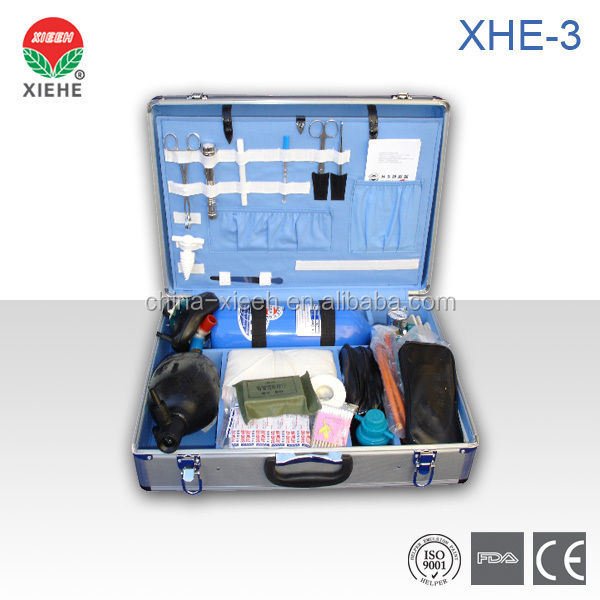 XHE-3 High Quality Comprehensive Emergency Preparedness Kits