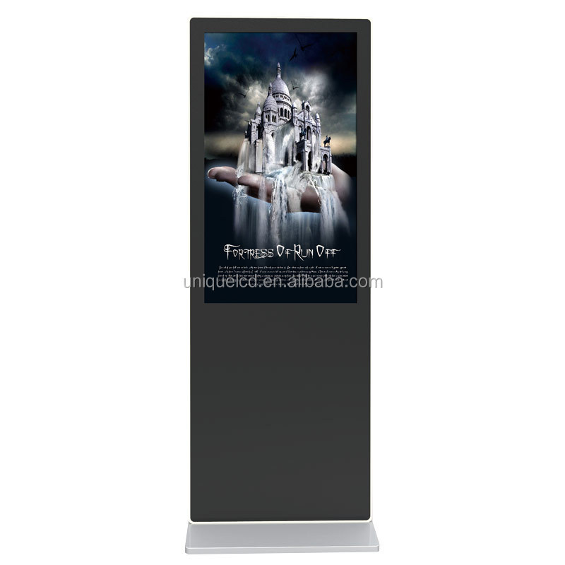 32inch android floor standing touchscreen monitor/advertising player/touchscreen display