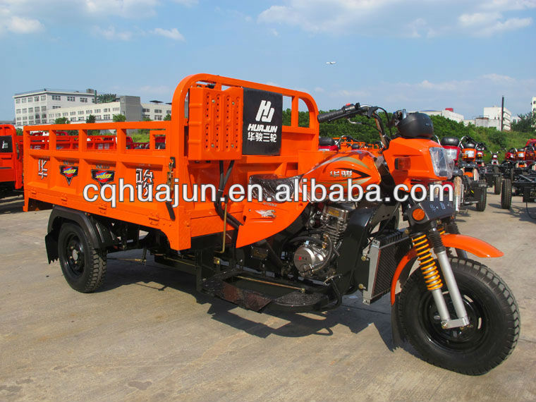 heavy duty cargo motorcycle/ motor tricycle/ triciclo/3wheel motorcycle for farming transport