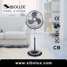 Energy Saving Oscillating Pedestal Free Standing High Velocity Gym Fan