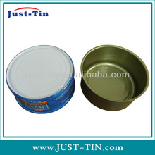 946 DRD two piece shallow round tin can for food