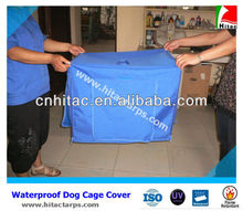 Water Resistant Pet Dog Cage Cover