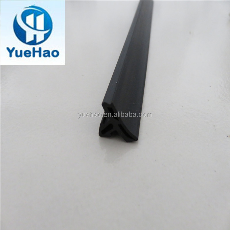 PVC rubber door trim seal Silicone epdm china factory for basket