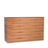 Modern Event Wooden Bar Counter Design XYN2002