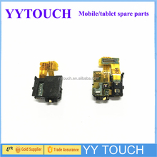 for sony xperia z l36h Earphone Port Audio Jack Flex Cable