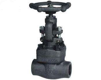 Forged Steel 800LB SW Ends Gate Valve