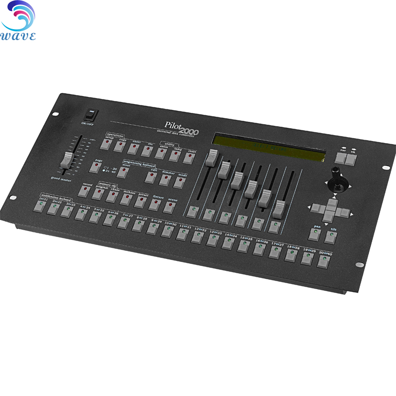 PILOT 2000 dmx led dimmer controller for stage lighting