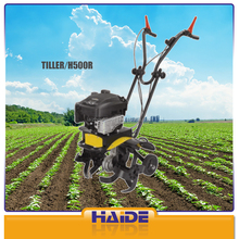 mini tractor H500R hand push garden tiller and cultivator