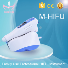 New ultrasound facial machines hifu wrinkle removal face lifting skin rejuvenation beauty machine with Teaching Video