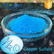 Chemicals of Copper Sulfate use for Water Treatment