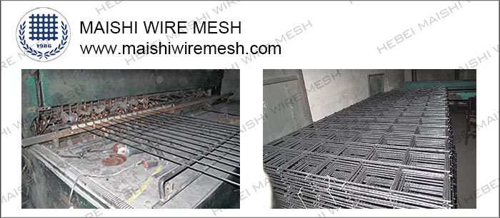 Welded mesh panels in stainless steel 304/316
