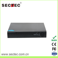 Metal blackbox 8ch 960H realtime playback H264 8ch full d1 hi-3520 cms free support PTZ/P2P/Cloud dvr