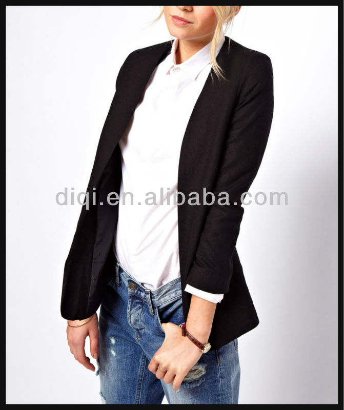 Blazer formal jecket for women hot sell fashion coat wholesale designer jecketsladies business suit