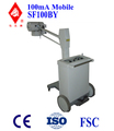 mobile 100mA x ray device for radiography CE, manufacturer