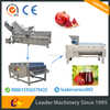 Leader superior raw fresh fruit juice production line for pomegranate