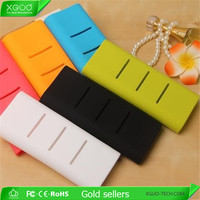 silicon case for xiaomi 16000mah power bank