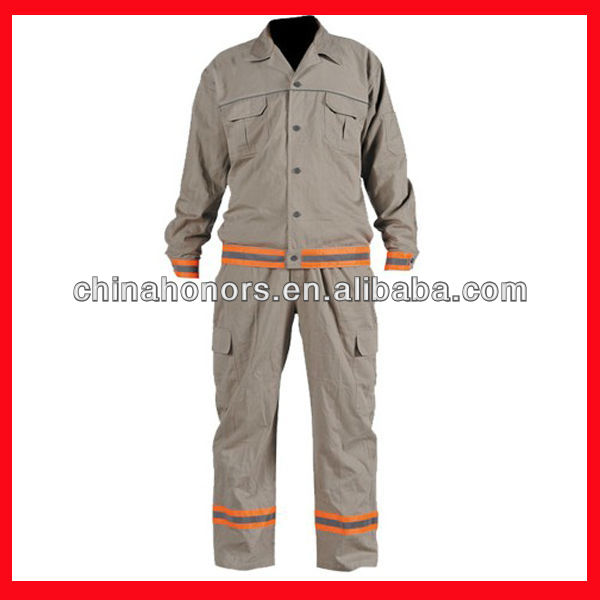 high quality work uniform/reflective safety clothing