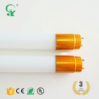 superior longlife high efficiency 103lm/w g13 base led tube light 8 with internal driver