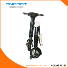 Onebot new popular mini electric moto scooter unique 80cc motor kids bike