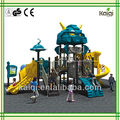 robot iron man kids beach outdoor playground