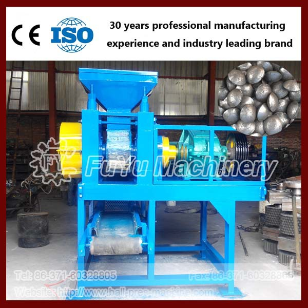 Anthracite Honeycomb Coal Dust Briquette Ball Press Machine with CE/ISO certificated