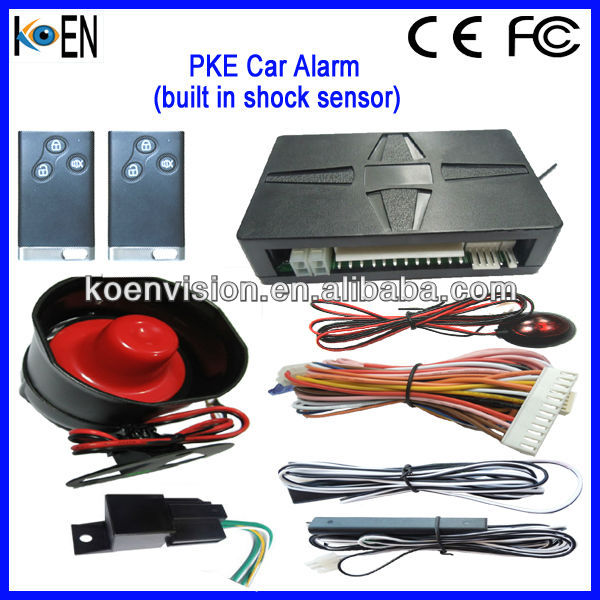 Hot Cheap PKE Car Alarm