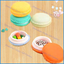 Multifunction Pill Portable Make Up Box