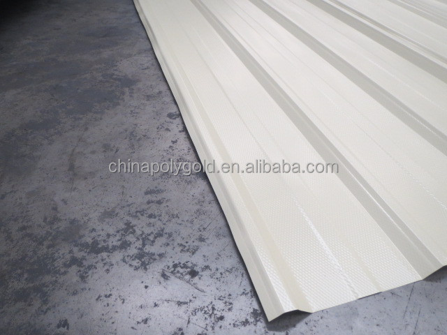 corrugated galvanized sheet with cold rolled in dubai market