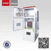 KYN28A-12 Metalclad AC Enclosed high voltage switchgear cabinet