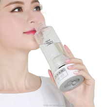 Portable hydrogen water generator Rich Water maker bottle from Japan