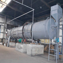 Professional activated carbon rotary kiln