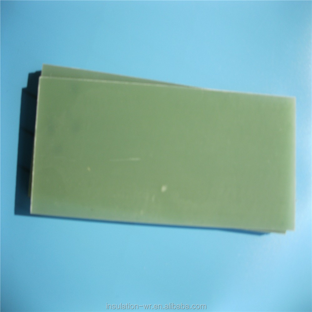 fr-4 composite material of insulation sheet with non flammable GOOD quality manufacturer China