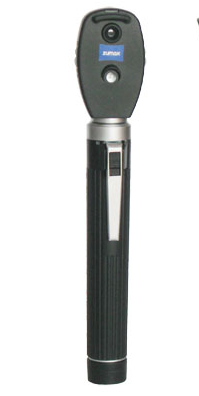 Rechargeable Portable Direct Ophthalmoscope