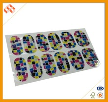 Wholesale nail paper stickers sally hansen