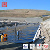 damp proof membrane/artificial lakes reinforced membrane lake liner