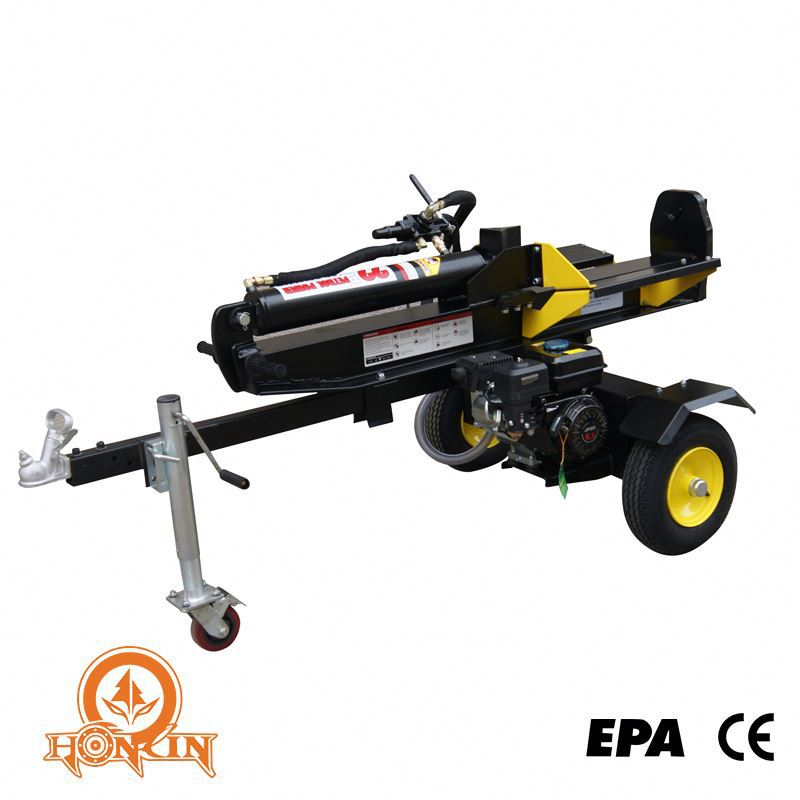 High quality industrial use small gasoline wood splitter
