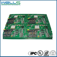 Chinese electronics smt pcba assembly induction cooker circuit board