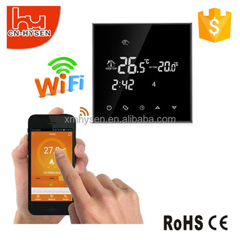 Smart Programmable Wi-Fi Thermostat