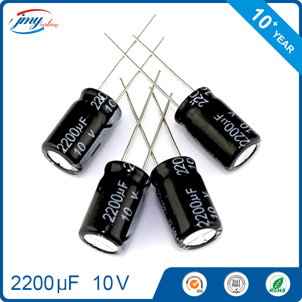 Customized 330uf 10v electrolytic capacitor 10000 farad capacitor